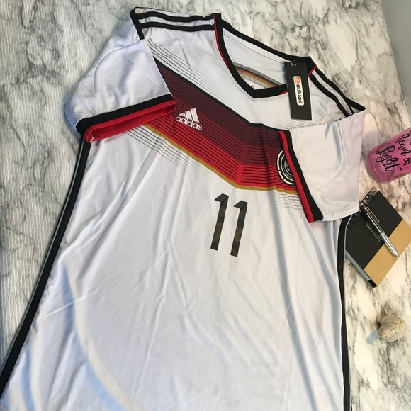 separation shoes e5df5 b7758 Adidas Climacool 2014 Germany Jersey
